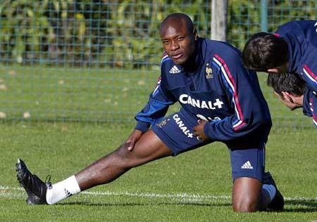 法国国家足球队球员介绍:加拉斯3