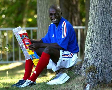 法国国家足球队球员介绍:马克莱莱4