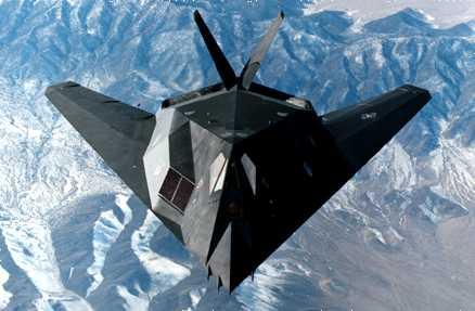 �y�yf�_美军将对f-117隐形战斗机实施三项改装升级计划