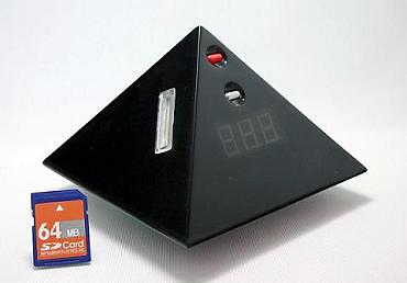 三菱推出魔缓金字塔 手机看电视又有新突破