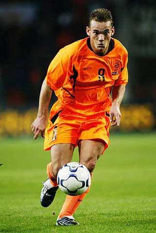 荷兰足球明星