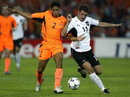 荷兰国家队足球队员介绍:雷兹格尔2
