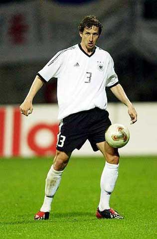 德国国家队足球队员介绍:鲍曼3