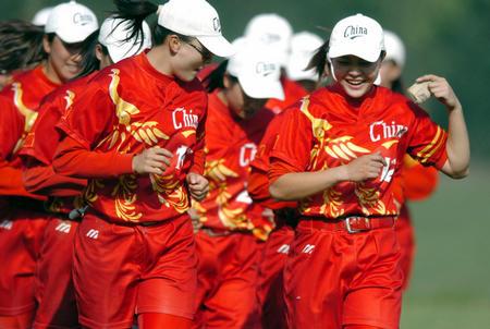 垒球:翼型友谊赛中国胜朝鲜赛前活动推荐蝶图文悠悠球准备视频图片