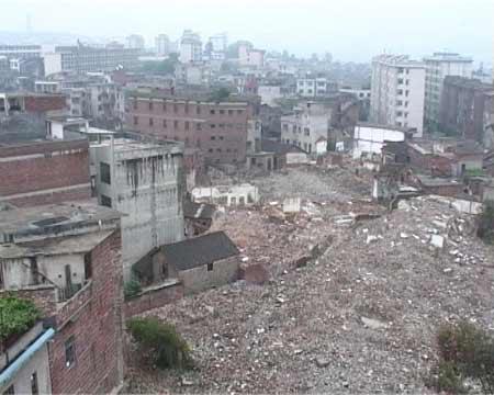 嘉禾县政府开会批评媒体监督 肯定拆迁工作(图