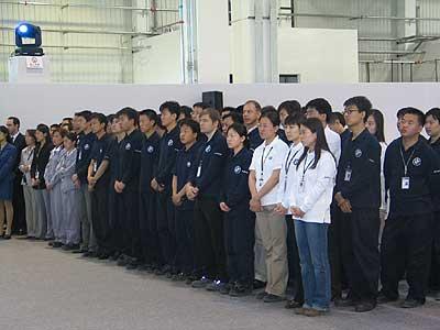 宝马沈阳工厂图片