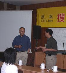 记者训练营-搜狐IT