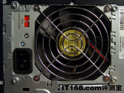 台式机控制电源开关的接线图