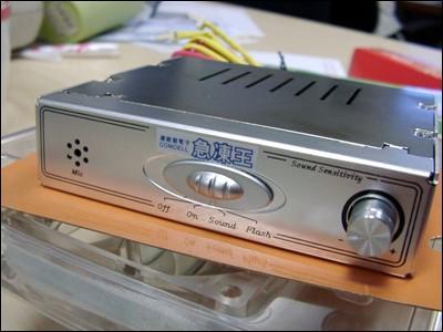 调节风扇的控制盒-车能改 电脑也能改 急冻王超酷改造套件