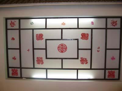 剪纸最原始的用途——窗花