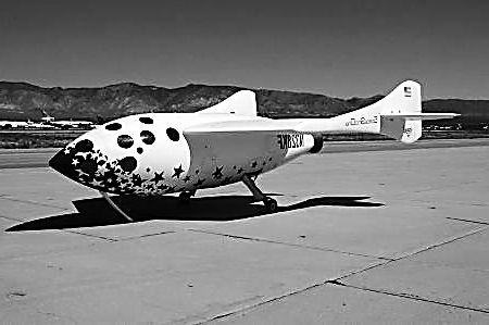 世界上最快的载人飞机
