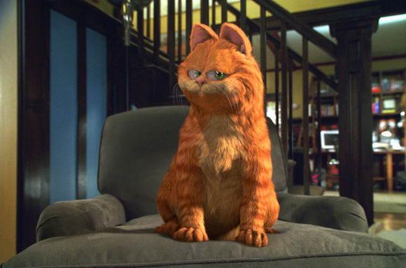 图:影片《加菲猫》精彩剧照-13