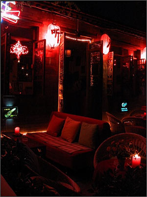 什刹海酒吧一条街(9)-搜狐网旅游频道