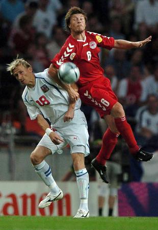 欧锦赛捷克3 0丹麦 赫尔维格与海因茨争顶