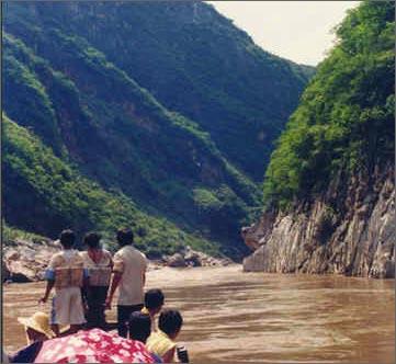 贵州六枝牂牁江风景区[组图]