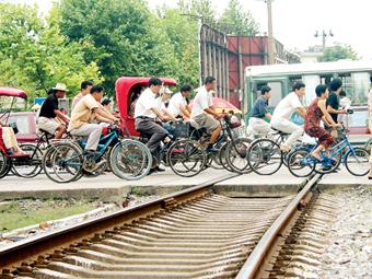 镇江:城区铁路之痒根治有望(图)