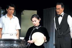 北京人艺祝贺《雷雨》公演50周年