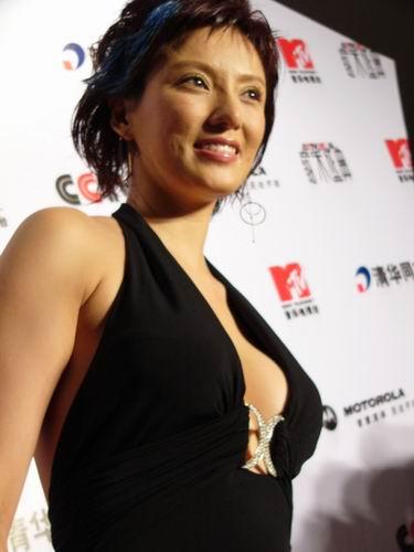 图文:第六届CCTV-MTV音乐颁奖盛典-采访图片(嘉宾9)