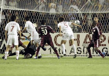 [亚洲杯](1)A组最后一轮:中国胜卡塔尔