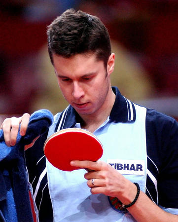 全欧总动员雅典围剿中乒 萨姆索诺夫欲称霸乒坛