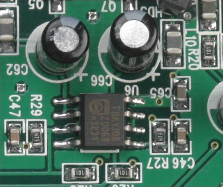 tda1308内部电路图