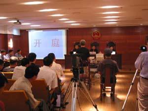 黑龙江原人事厅长受贿案 地方官员纷纷上供(图)