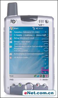 超长待机 惠普PDA手机H6300正式发售