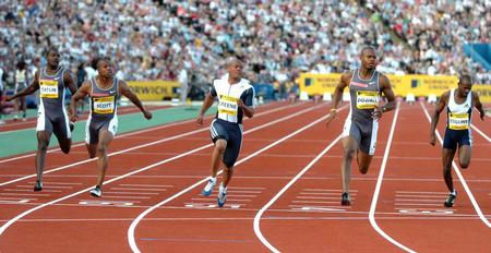[体育](4)田径――伦敦田径大奖赛赛况