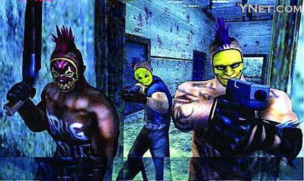 魔域猎美女:兽血狂徒_侠盗猎魔1攻略_侠盗血战唐人街攻略