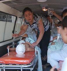北大医院幼儿园儿童被砍伤