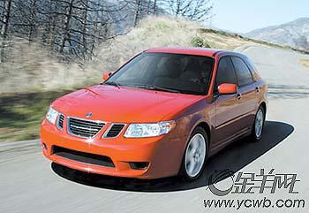 通用新车大规模出击--Saab首次产豪华SUV
