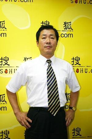 华泰汽车销售公司总经理张才林做客搜狐实录