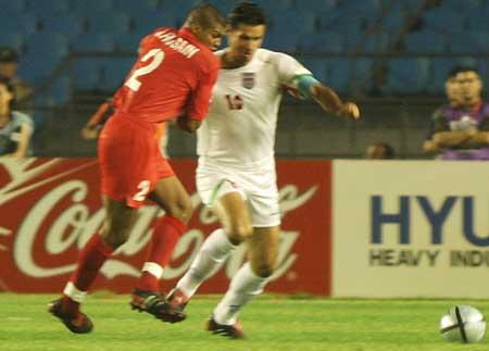 伊朗两球胜巴林获第3 阿里 代伊依然勇猛