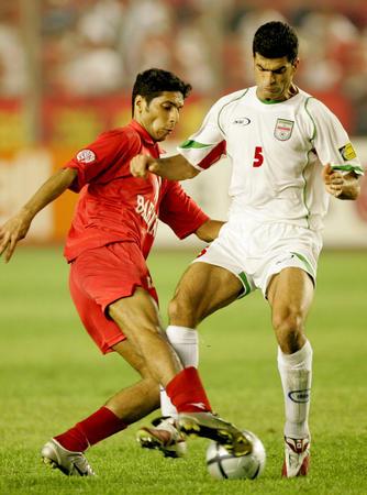 [亚洲杯](8)伊朗队迎战巴林队