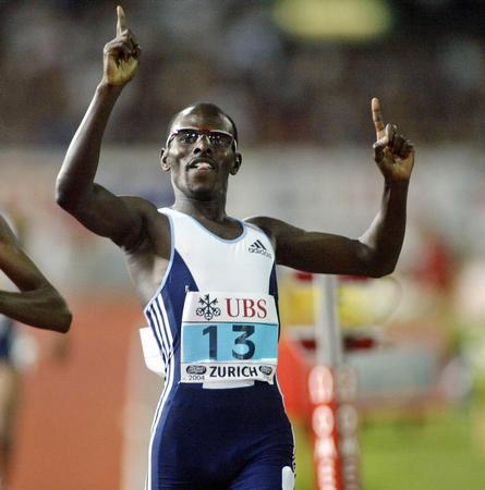 ...田联黄金联赛苏黎世站男子800米跑的比赛中,以1分43秒06的成...