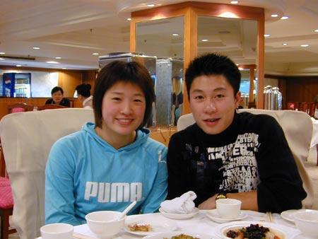 体坛江湖兄妹:罗雪娟妹妹和李小鹏哥哥