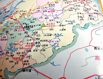 在肇庆高要市回龙镇境内,有一个行政上属于佛山市高明区西安街道图片