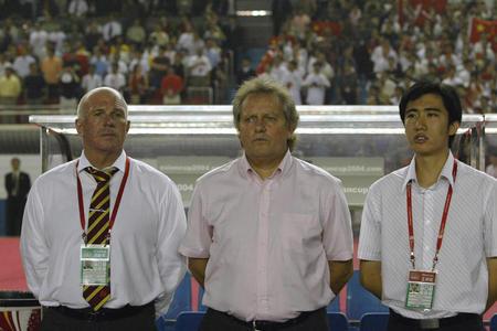 本队新华社照片,北京,2004年8月7日[亚洲杯](8)亚