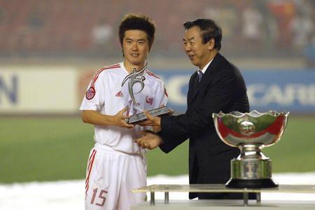 本队新华社照片,北京,2004年8月7日[亚洲杯](13)亚