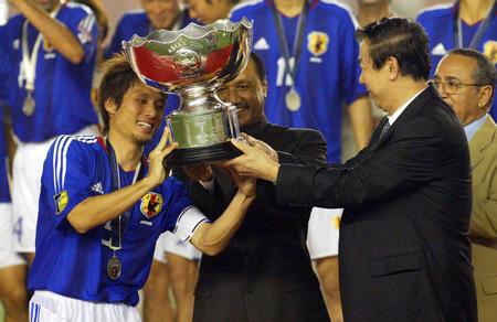 本队新华社照片,北京,2004年8月7日[亚洲杯](11)亚