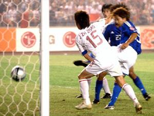 国足需要自我反思 为什么栽在日本人的定位球下