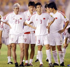 无缘冠军奖杯国足有恨 中国足球还需漫长的等待