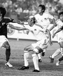 """哈恩赛后说气话:中国队""""赖""""不过日本队(图)"""