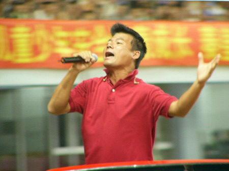 关爱儿童 远离伤害 中国明星足球队慈善晚会 194