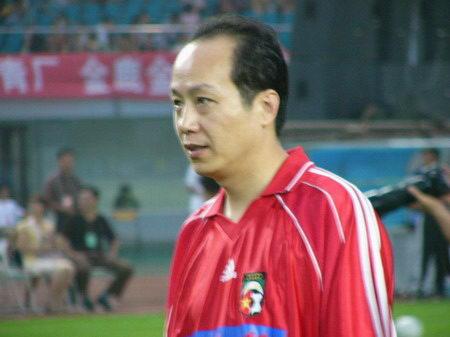 关爱儿童 远离伤害 中国明星足球队慈善晚会 49