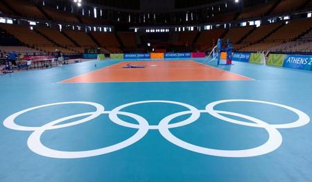 [奥运](2)雅典奥运会排球比赛馆
