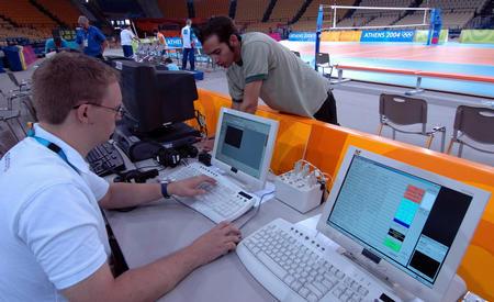 [奥运](3)雅典奥运会排球比赛馆