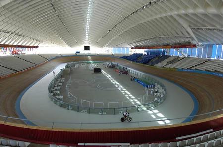 [奥运](1)雅典奥运会场地自行车赛场