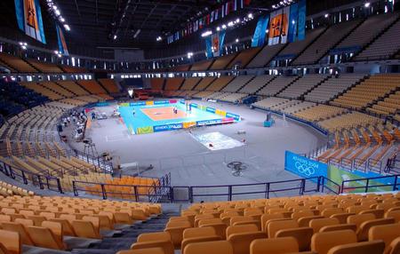 雅典奥运会排球比赛馆