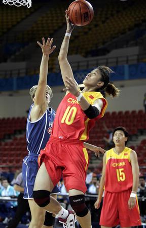 [奥运](2)篮球�D�D女篮雅典练兵